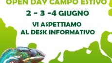 Open day campo estivo 2017 allo ZOO di Napoli. Il 2, 3 e4giugno offerte e scontitutti da scoprire al Parco di Fuorigrotta… Per informazioni è possibile recarsi al Desk Informativo del giardino zoologico. Tutti i week end e festivi allo […]