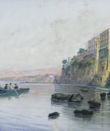 8 - Pescatori a Sorrento, 1892