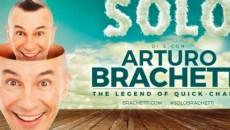 Arturo Brachetti,il più grandetrasformista al mondo, in scena al Teatro Cilea di Napoli. Dopo il trionfale debutto in Francia, Italia e Svizzera (oltre di 300.000 biglietti venduti in 300 repliche, di cui moltissimi sold out) torna a grande richiesta sui […]