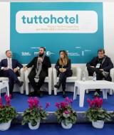 inaugurazione_presentazione tuttohotel con gli architetti delle installazioni