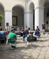 Conferenza Le Cortigiane