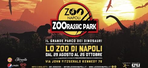 """Dopo il successo dello scorso anno, torna (fino al 25 ottobre) """"Zoorassic Park!""""allo Zoo di Napoli, appuntamento imperdibile, in collaborazione con Xone Srl. Un tuffo nelle ere preistoriche, facilmente adattate nell'ambiente naturale del parco zoologico, doveoltre 20 """"esemplari giganti"""", di […]"""